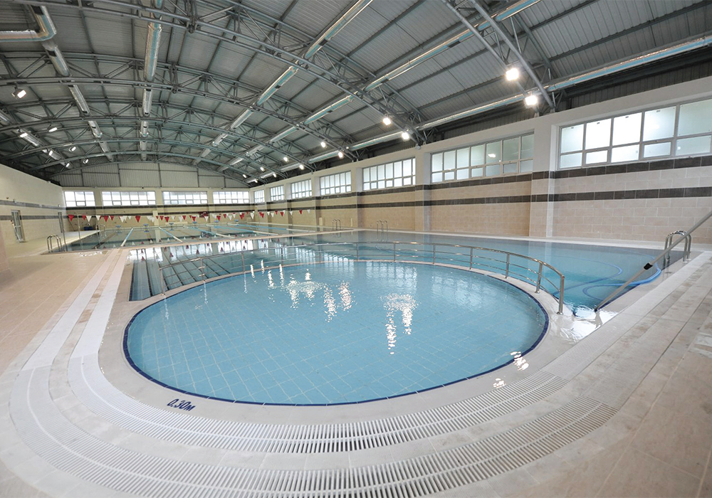 STANBUL and BEYKOZ INDOOR SPORTS HALL and OLYMPIC POOL Hasko naat
