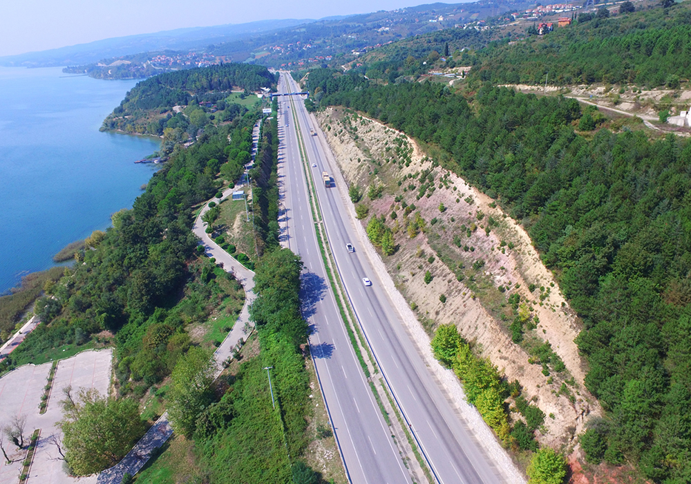 İZMİT-ADAPAZARI D100 STATE HIGHWAY ROAD CONSTRUCTION BETWEEN UZUNTARLA-YUKARIDEREKÖY